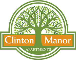 clinton manor apartments logo